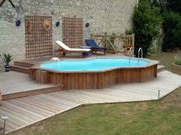 piscine hors sol bois idées et conseils pour votre jardin