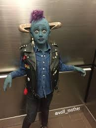 Little Monster Costumes For Halloween by Amazing Cosplay Of Maurice From The 1989 Film Little Monsters