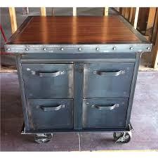industrial file cabinet u2013 valeria furniture