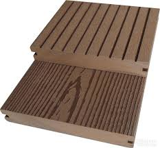 wpc composite wood decking foam planking 140mm x 25mm