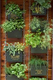 best vertical garden herbs 16 genius vertical gardening ideas for