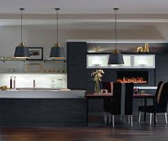 obsidian wood grain laminate cabinets diamond