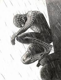 dark spiderman drawing one of my favorites spiderman drawings