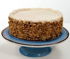 traditional carrot cake an american classic pastries like a pro