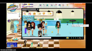 moviestarplanet how to get up on the screen in chat rooms youtube