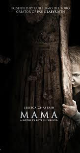 Text Messages Show Horror Inside - mama 2013 imdb