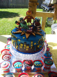 marvel cake toppers marvel superheroes birthday cakecentral