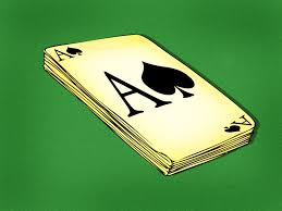 how to perform a card trick without touching the deck