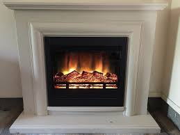 be modern carina electric fireplace suite in alness highland