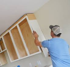 Building Frameless Kitchen Cabinets Video How To Build Face Frames For Kitchen Cabinets Easy Diy
