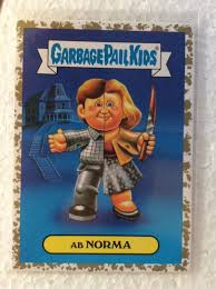 garbage pail kids halloween costume trading cards antique price guide
