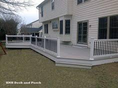 vinyl deck gate kits glass picket ampro decking gorilla decking