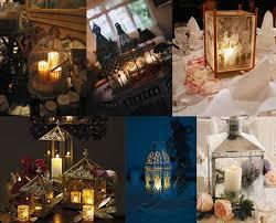 White Lantern Centerpieces by Non Floral Centerpiece Ideas Elizabeth Anne Designs The Wedding