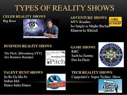 Reality Shows Final Reality Shows