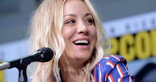 why did penny cut her hair that time kaley cuoco gushed blood filming big bang theory