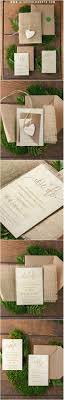 rustic invitations best 25 rustic wedding invitations ideas on rustic