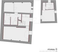 plan rnovation maison second floor plan maison carr france by