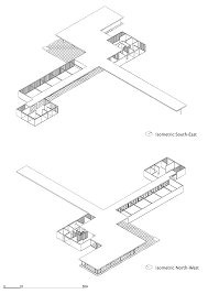 Barcelona Pavilion Floor Plan by Mies Van Der Rohe 1 1 Modell Golfclubhaus By Robbrecht En Daem