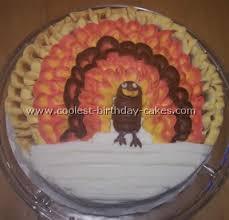 coolest thanksgiving cakes