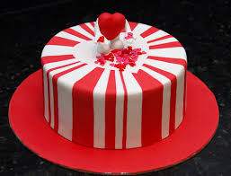 valentine fondant cakes 10 u2013 creative chef danish