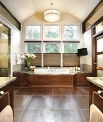 divine brown wooden bathtub panels added ceiling lighting well divine brown wooden bathtub panels added ceiling lighting well blinds bathroom window treatments natural designs