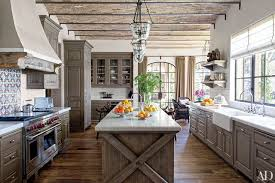 White Kitchen Pendant Lighting 31 Kitchens With Pretty Pendant Lighting Photos Architectural Digest