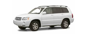 mileage toyota highlander 2001 toyota highlander consumer reviews cars com