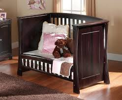 Crib Converts To Toddler Bed Safety Gate Crib Converted Into Toddler Bed Http