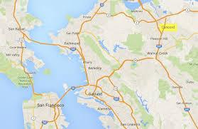 concord california map california corridor small jet service 109 each way