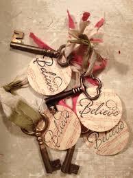 santa u0027s keys skeleton keys xmas ornaments primitive christmas