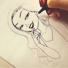 25 trending person sketch ideas on pinterest sketch art