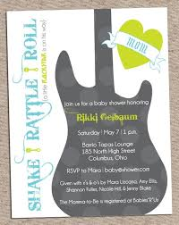 shake rattle and roll baby shower rock baby shower invitations oxyline 5f748a4fbe37