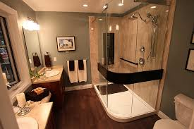 Hardwood Floors In Bathroom Should You Install Hardwood Flooring In The Kitchen Or Bathroom