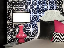 bedroom wall curtains modern bedroom update add a drapery focal wall hgtv