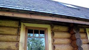 Cedar Wood Walls by 304 Cabin Log House Walls Its Wooden Glass Window And A New Made