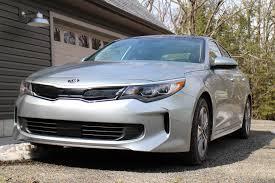 kia optima 2017 kia optima hybrid gas mileage review of mid size sedan