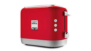 Red 2 Slice Toaster Kenwood Kmix 2 Slice Toaster Red Toasters Small Kitchen