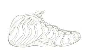 design sketches for your favorite sneakers