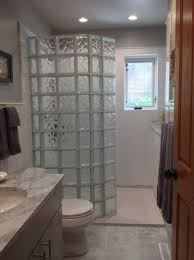 Block Wall Ideas by Glass Block Innovate Building Solutions Blog Bathroom Glass Block