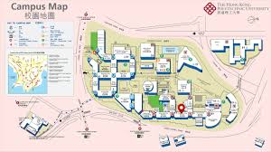 Northeastern Campus Map Polyu Campus Guide Chow Yei Ching Building