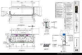 Coffee Shop Floor Plans Bar Design Clients Of Cabaret Design Group Receive A Full Set Of