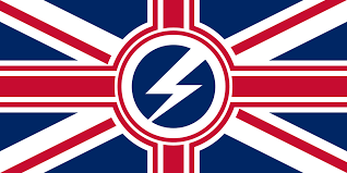 British Flag With Red Flag Of The New Ussr Alternative History Soviet Union