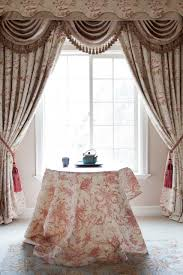 How To Make Swag Curtains Curtain With Swag Valance Decorate The House With Beautiful Curtains