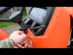 2007 kubota mx5000 4wd youtube