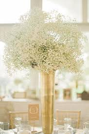 Vase Table Centerpiece Ideas Best 25 Gold Wedding Centerpieces Ideas On Pinterest Wedding
