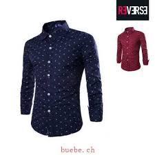 design hemd herren trendiges design hemden 18135832351 navy hemd mit anker