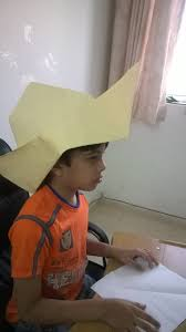 making a cowboy hat origami 11 youtube