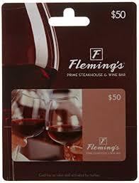 fleming s gift card fleming s gift card 50 gift cards