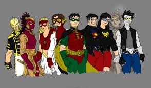 young justice young justice by seele 02 on deviantart