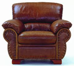 sofa chair leather with vintage styles